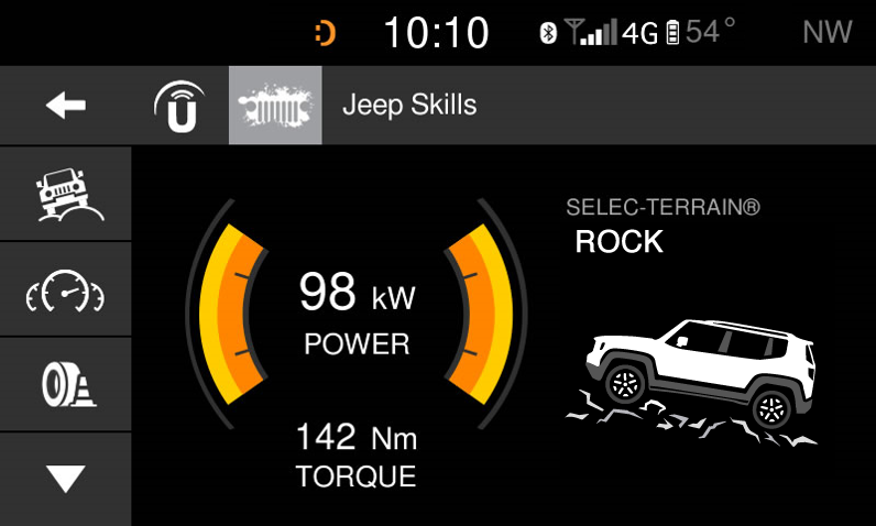 Jeep Skills | Uconnect™ - Fiat Chrysler Automobiles (FCA)